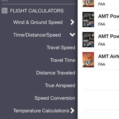 Airport Guide for Pilots app Aviation Books