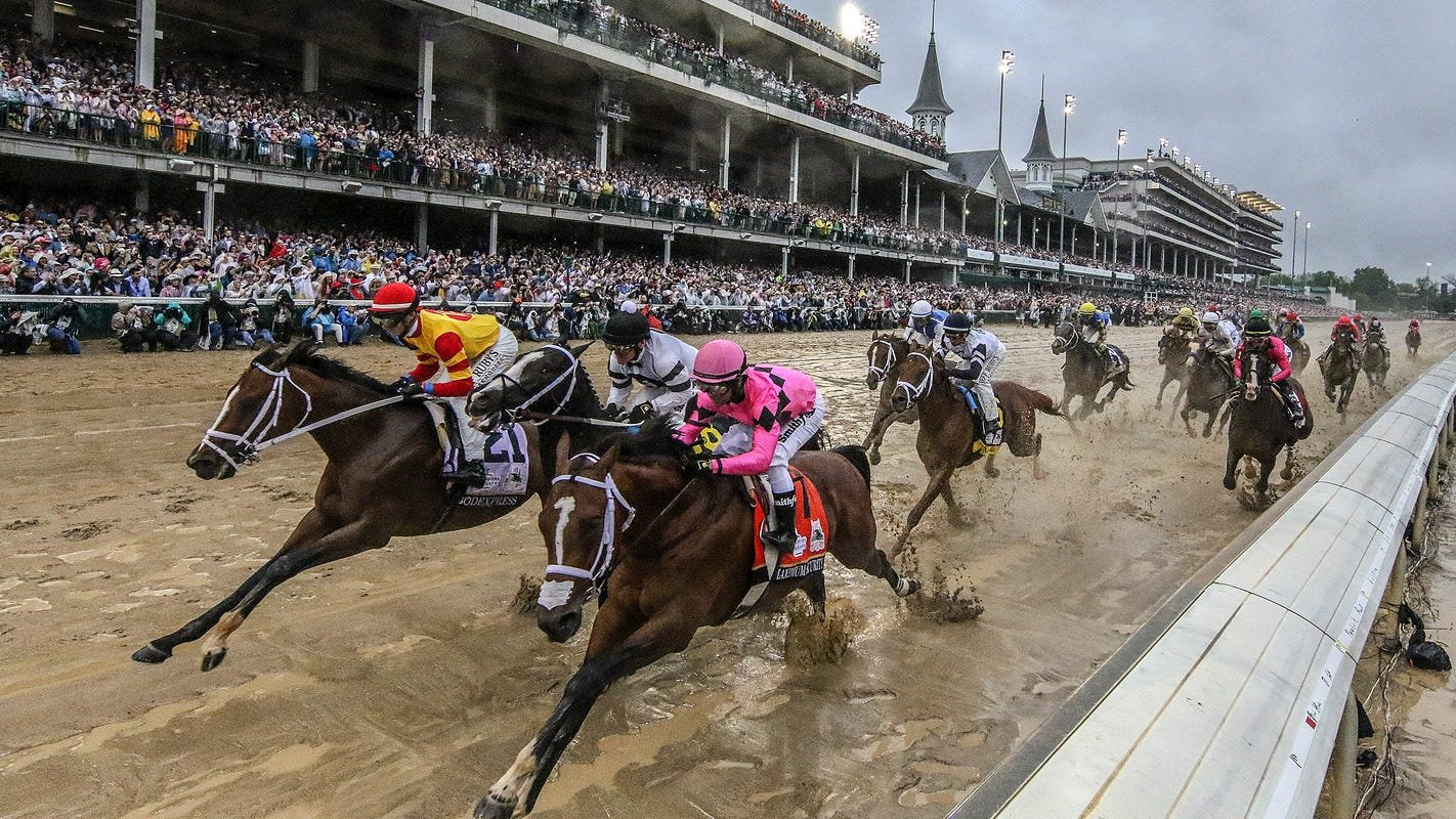 "The Kentucky Derby is known as the ""Most Exciting Two Minutes in Sports."""