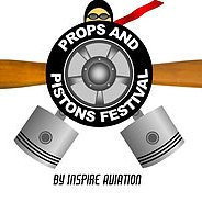 Props and Pistons Festival logo