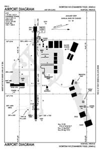 Norfolk NS (Chambers Field) Airport (NGU) Diagram