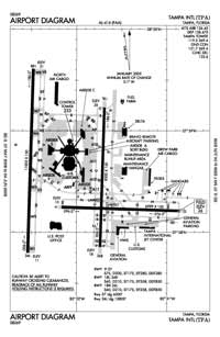Rotunda Heliport (TPA) Diagram