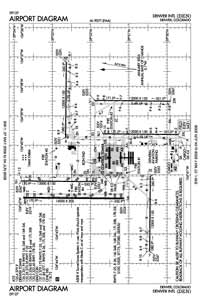Denver International Airport (DEN) Diagram
