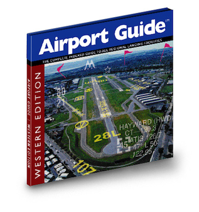Airport Guide CD Jacket Cover