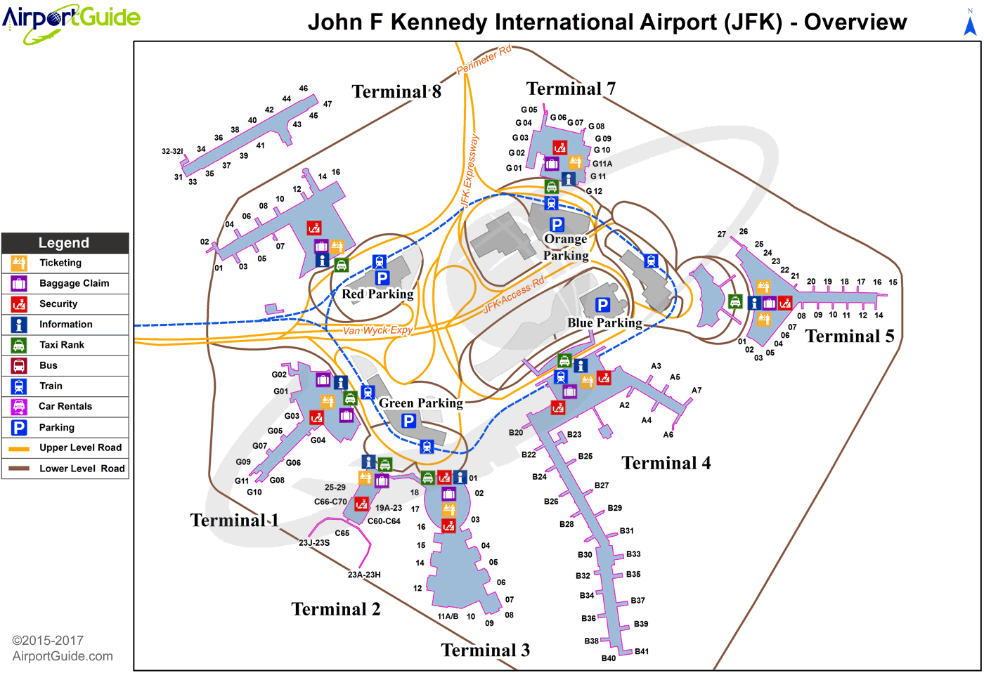 John F Kennedy International Airport - Kjfk
